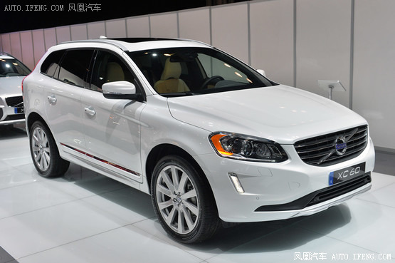 沃尔沃XC60/S80获Inscription内饰升级
